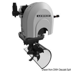 LEWMAR TT thruster series bow thrusters