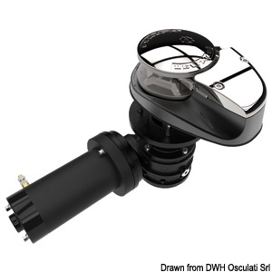 LEWMAR CPX stainless steel windlasses