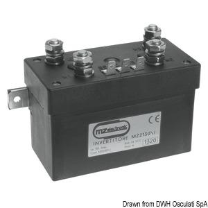 Блок управления MZ ELECTRONIC - контакторы/инверторы