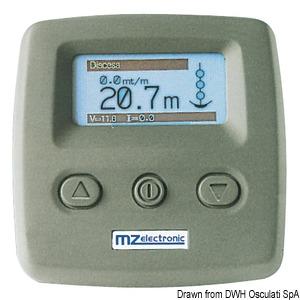 Пульт управления MZ ELECTRONIC универсальный со счетчиком цепи