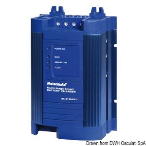 Зарядные устройства, преобразователи напряжения и разделители аккумуляторных батарей