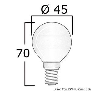Лапмпы накаливания и люминесцентные лампы