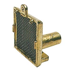 Всасывающие сетки и арматура для трубопроводов