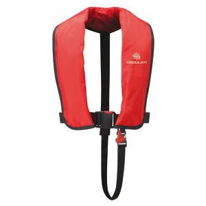 Самонадувающиеся спасательные жилеты сертифицированные по EN ISO 12402-3