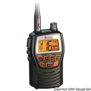 Portable VHF and accessories
