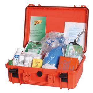 Аптечки и наборы первой помощи, браслеты от морской болезни