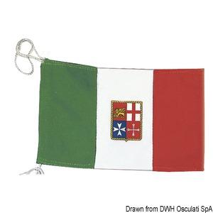 Флаги, флаги МСС и брейд-вымпелы