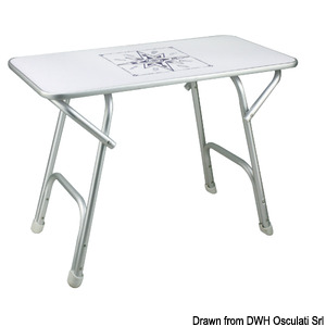 Палубные столы и стулья