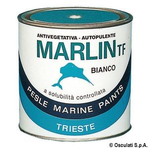 Необрастающие краски и сопутствующие продукты марки Marlin