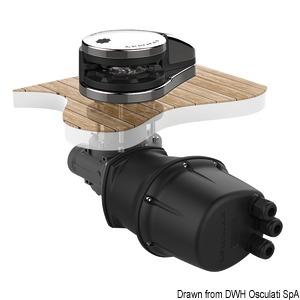 LEWMAR VX2 GD/GO windlass kit, 1000W