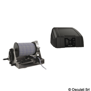 Electric winches and windlasses