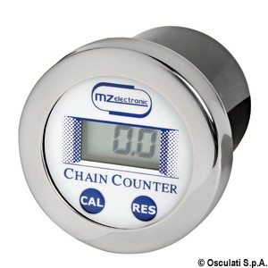 MZ ELECTRONIC recess-fit chain counter