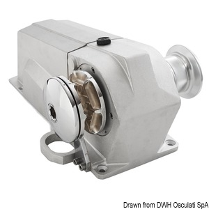 ITALWINCH DEVON windlass title=