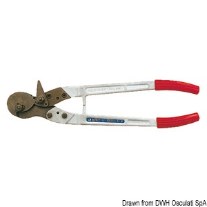 FELCO cable cutters with reduction gear title=