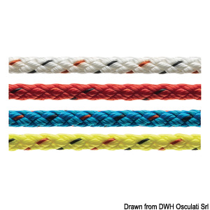MARLOW 8-Plait Pre-Stretched rope