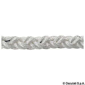 Square Line braid made of high-strength 8-strand polyester title=
