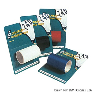 PSP Dacron Insigna self-adhesive tape for repairs title=