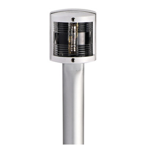 Classic pull-out pole with bow light, made of aluminium