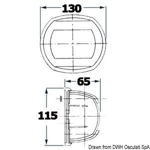 Lampy Sphera Design do 20 m, homologowane RINA i USCG