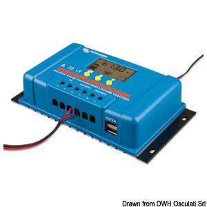 VICTRON Blue - Solar Laderegler für Solarzellenpanele title=