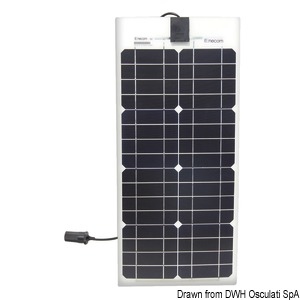 ENECOM flexible solar panels title=