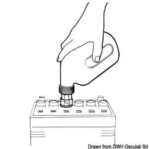 Automatic pourer