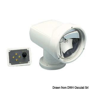 Projecteurs de profondeur électriques