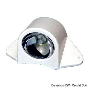 Projecteurs pour éclairage cockpit; ponts et projecteurs pour barre de flèche