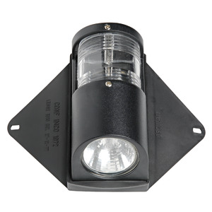 Utility navigation light and deck light for hulls up to 12 m title=