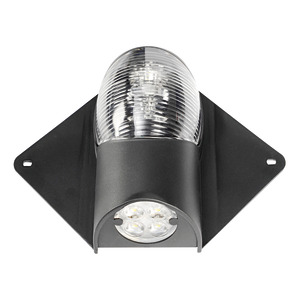 Navigation and deck LED light for boat up to 20 m title=