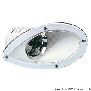 Fairing light pair, compact built-in model title=