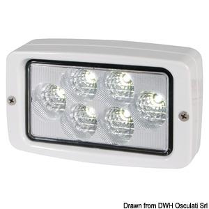 Reflektory rufowe LED title=