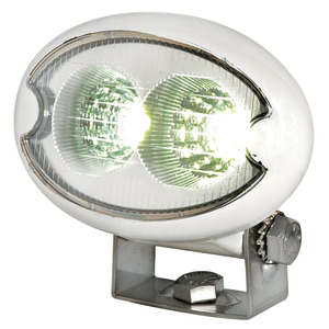 Faro LED HD 2x3W da roll-bar orientabile title=