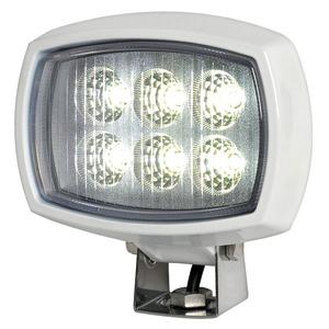Szperacz LED HD 6x3W regulowany do montażu na klatce bezpieczeństwa title=