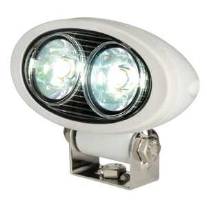 Roll-bar adjustable 2x5W HD LED light title=