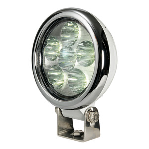 Faro LED HD 6x3W da roll-bar orientabile title=