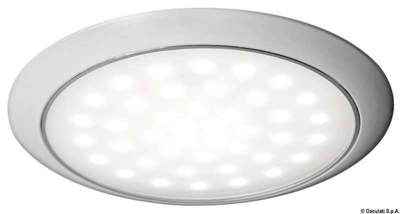LED-Deckenleuchte ohne Einbau