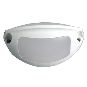 Watertight lights for cockpits, engine housings, service rooms