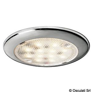 Procion LED ceiling light, recessless version
