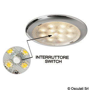 Procion Aisi316 Ceiling Light With Switch