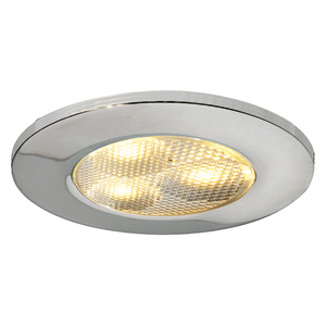 Montsarrat LED ceiling light for recess mounting