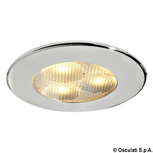 Atria LED ceiling light for recess mounting