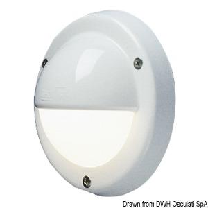 BATSYSTEM Targa Cap spotlight, watertight