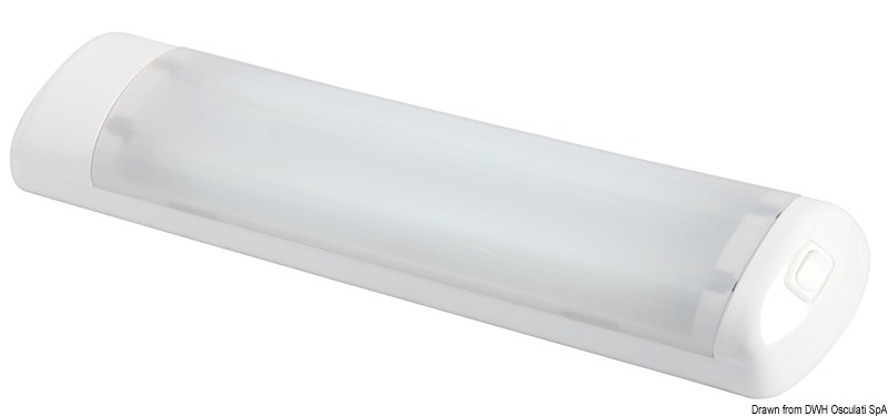 Plafoniere lineari a led for Plafoniere a led