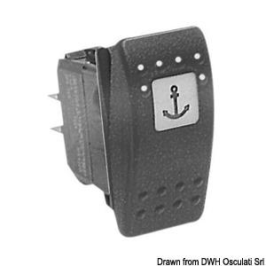 Schalter und magnetothermische Schalter