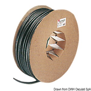 Protective sheath for electric cables title=