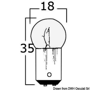 Bipolar bulb, small