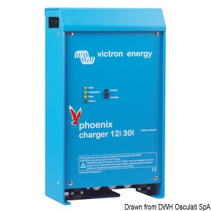 VICTRON Phoenix microprocessor battery charger title=