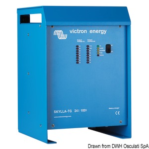 VICTRON TG microprocessor battery charger title=