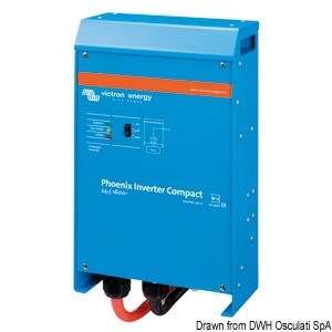 VICTRON Phoenix inverter, pure sine wave 1600/5000 W title=